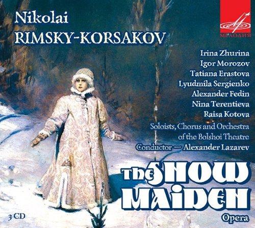(Snow Maiden Opera in 4 AC)