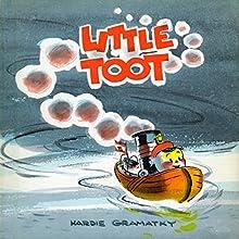 Little Toot Audiobook by Hardie Gramatky Narrated by Owen Jordan