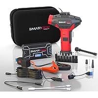Smartech Power Kit Automotive Emergency Kit - Restart Cars, Pump Up Tires, Charge Electronics