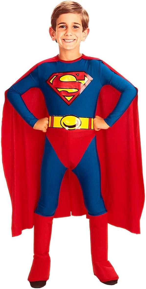 Desconocido Disfraz de Superman para niño: Amazon.es: Juguetes y ...