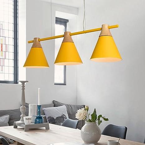 HJR Lamparas Luces Colgantes del Nuevo diseño nórdico Luz ...