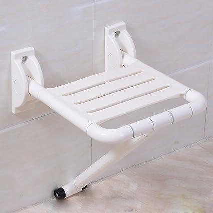 Amazon Com Hqlcx Barrier Free Folding Bathroom Chair Bath Chair