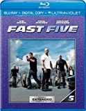 Fast Five (Blu-ray + Digital Copy + UltraViolet)