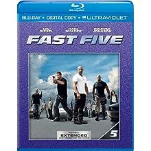 Fast Five [Blu-ray] (2011)