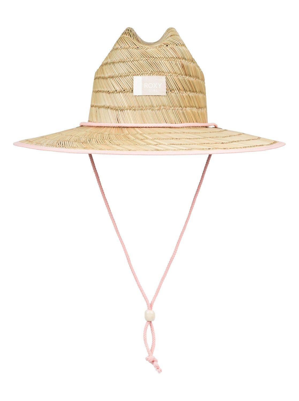 Roxy Junior's Tomboy Girl Hat, Souffle, One Size