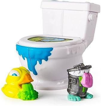 Flush force wc da 2 flushies vari modelli  6037313  Spin master