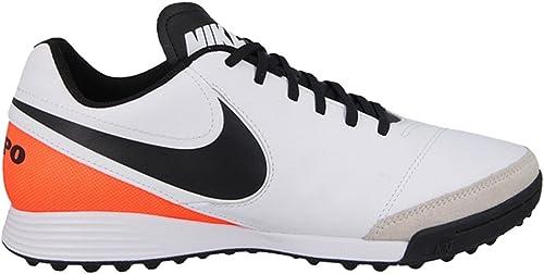 Nike Tiempo Genio Leather TF White