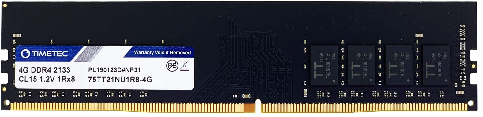 PC4-2133 - Motherboard Memory Upgrade 16GB RAM Memory Asus Z170 Pro Gaming DDR4-17000 - Non-ECC