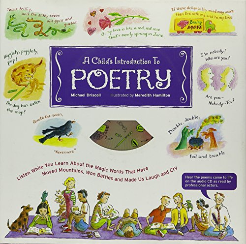 By Michael Driscoll - A Child's Introduction to Poetry (Har/Com) (10/25/03)