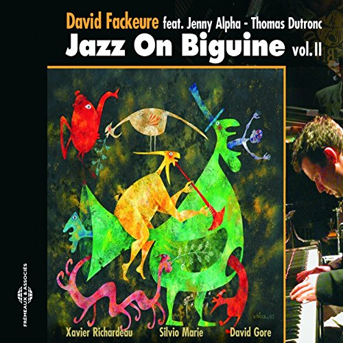 Amazon.com: Douvan pote Doudou: David Fackeure Quartet