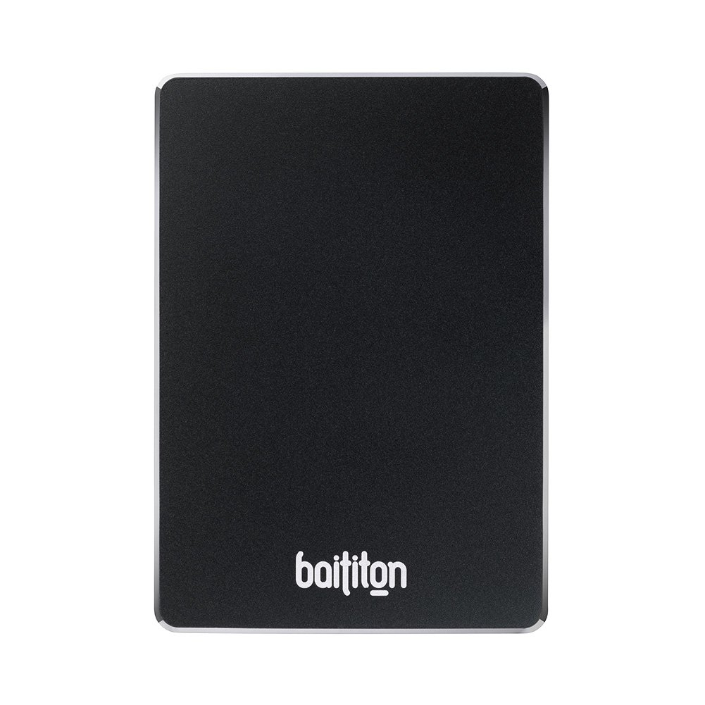 BAITITON 2.5 inch SATA III Internal Solid State Drive 120GB SSD Read 550MB/S Write 530MB/S (ATTO Tested) PC Laptop Desktop