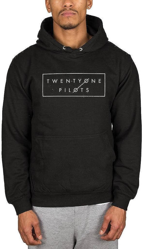 AWDIP Official Twenty One Pilots Thin line Box Hoodie