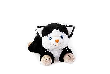 Habibi Plush Katze Wärmekissen für die Mikrowelle: Amazon.de: Spielzeug