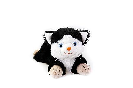 Habibi Plush Katze Wärmekissen für die Mikrowelle
