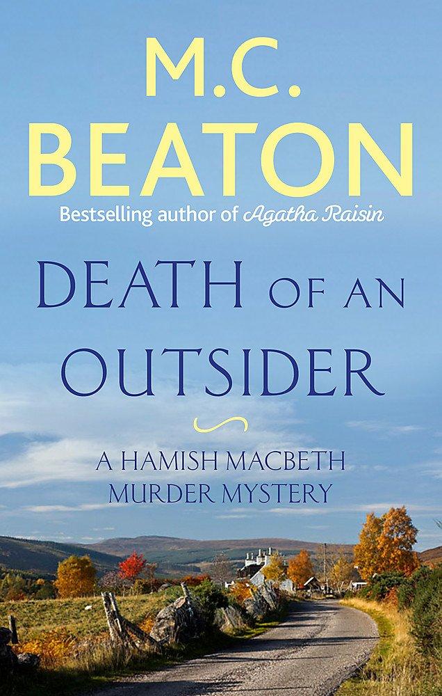 Download Death of an Outsider (Hamish Macbeth) pdf epub