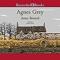 Agnes Grey Hörbuch von Anne Brontë Gesprochen von: Virginia Leishman