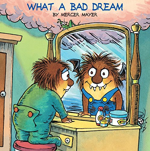 What a Bad Dream (A Golden Look-Look Book) ()