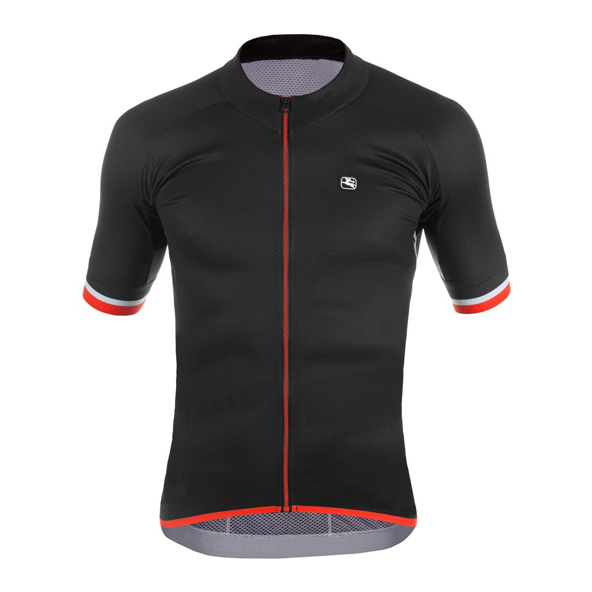 Giordana 2016メンズSilverline半袖サイクリングジャージー – gi-s6-ssjy-silv B01BT5WRDC X-Large|Black/Red Accents Black/Red Accents X-Large