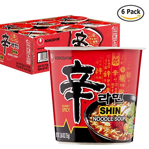 Top 10 best shin ramyun spicy noodles for 2019