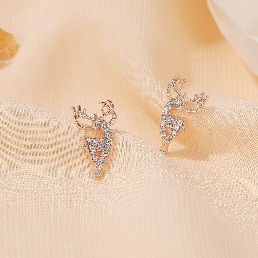 Geschenke f/ür Frauen Geschenk fur Frauen Weihanchten Ohrstecke von Ohrringe f/ür M/ädchen Schmuck Damen Allegorly Damen Ohrstecker Ohrringe