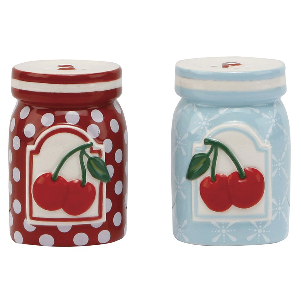 Jessie Steele Salt and Pepper Set