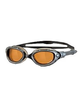 Zoggs 322847 - Gafas de natación, color plata/negro: Amazon.es: Deportes y aire libre