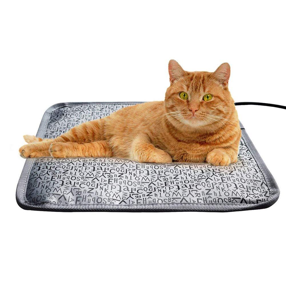 2  S 2  S Zconmotarich Pet Heating Pad, Bite-Resistant, Dog Cat Electric Warmer Mat, Waterproof Blanket 2  S