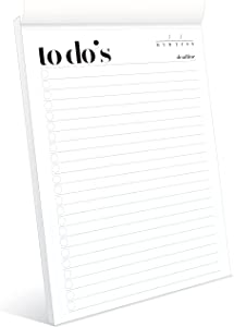 To Do List Notepad A5 Size (8.3