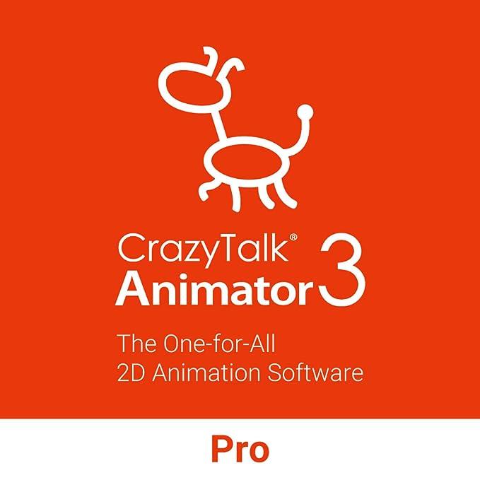 Amazon.com: CrazyTalk Animator 3 PRO (Mac) [Download]: Software