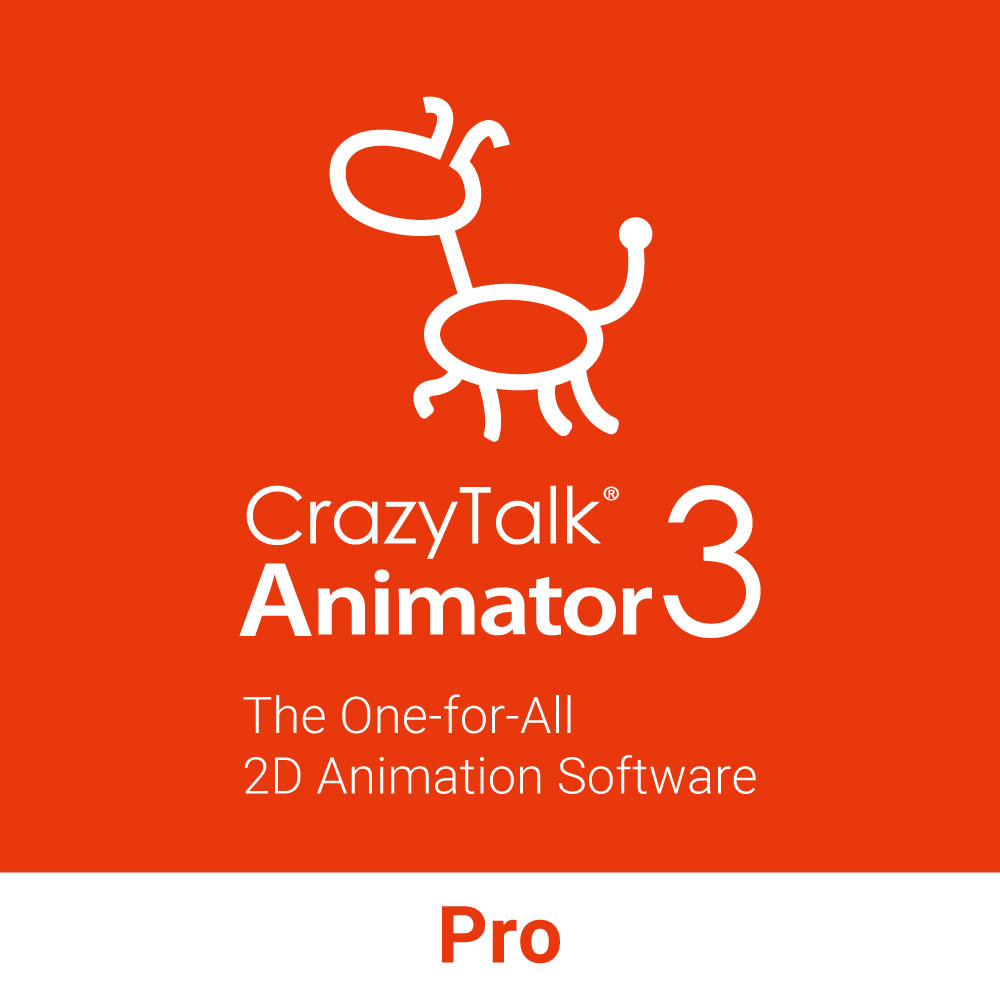 CrazyTalk Animator 3 PRO (PC) [Download] by Reallusion