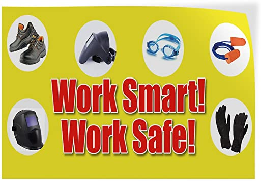 SMART A$$ HELMET STICKER