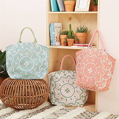 Carousel Home and Gifts - Bolsa de Yute Reutilizable para la ...