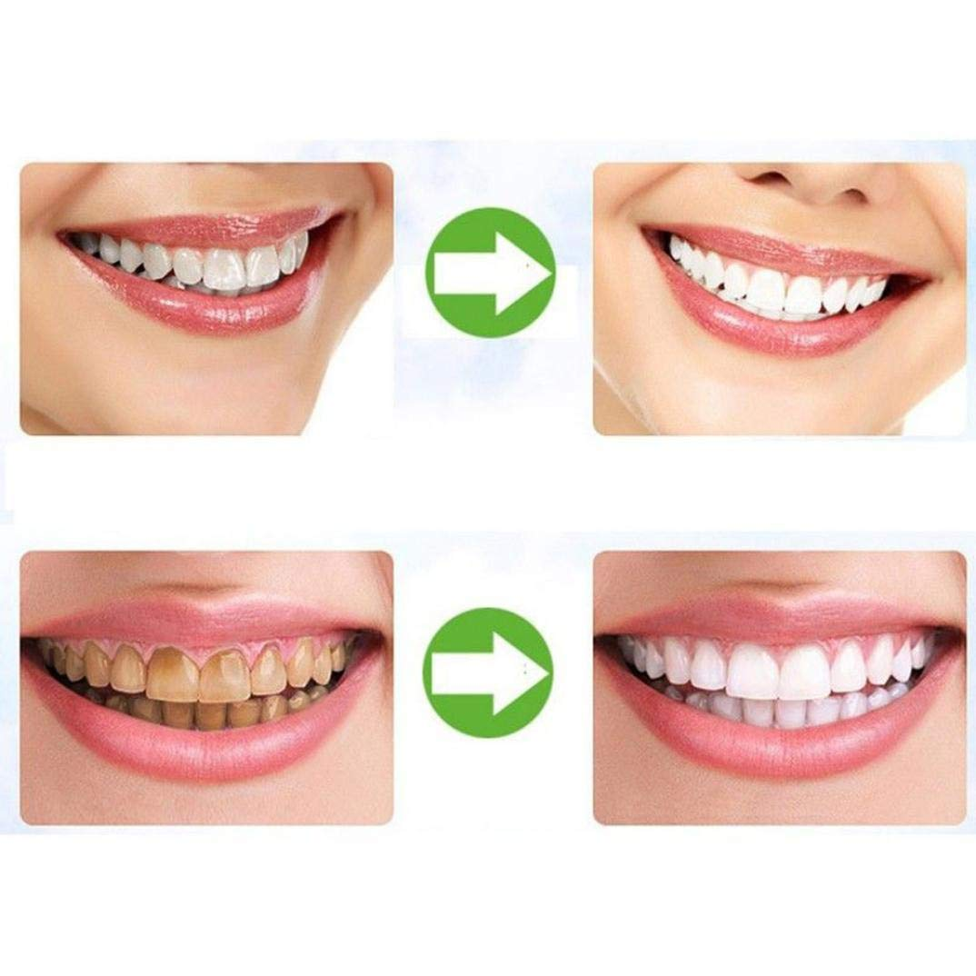 JPJ(TM) New❤Teeth Powder❤1pcs Hot Fashion Teeth Whitening Natural Organic Activated Charcoal Bamboo Powder with Toothbrush (Multicolor) by ❤JPJ(TM)❤️_Hot sale (Image #8)