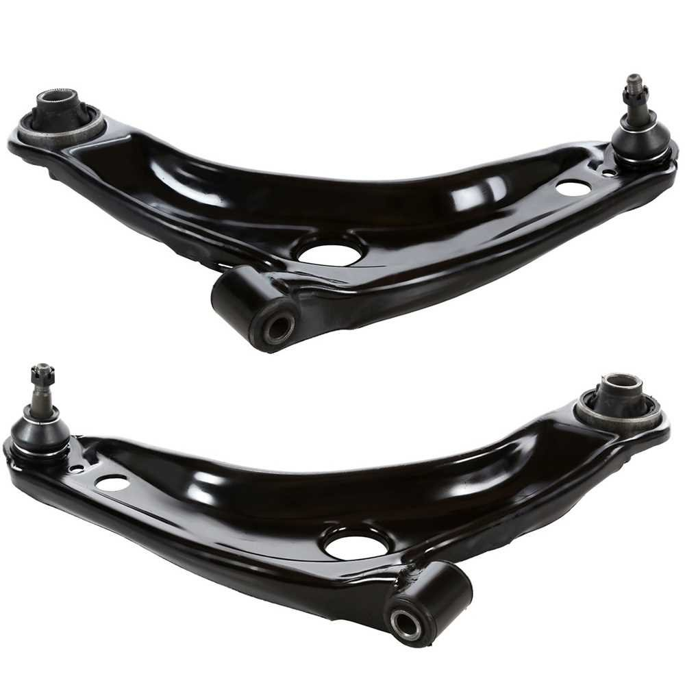 Prime Choice Auto Parts CAK965-966 Pair of Front Lower Control Arms And Ball Joints