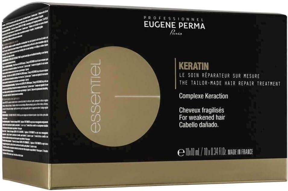Eugene Perma Essentiel Tratamiento de Queratina - 10 ml