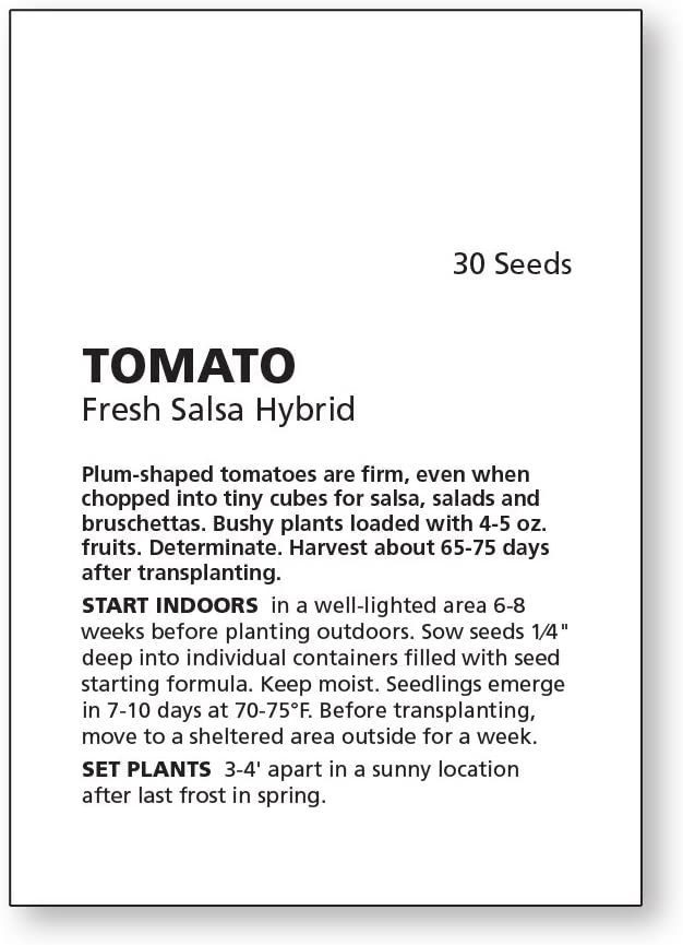 25 Seeds Details about  /Burpee Exclusive /'SuperSauce/' Hybrid Large Red Sauce /& Paste Tomato