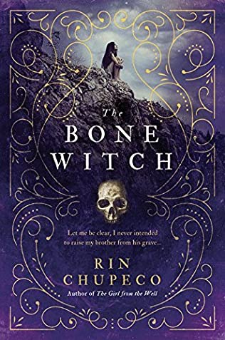 book cover of The Bone Witch