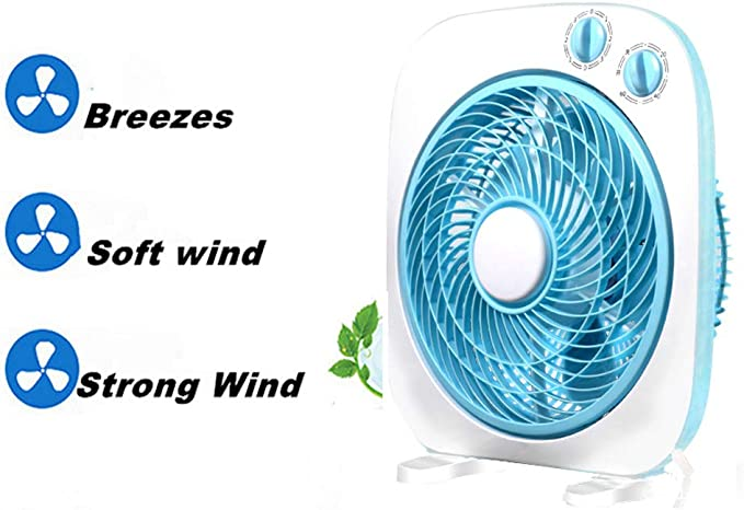 DAXINYANG Ventilador eléctrico silencioso de la sincronización del ...