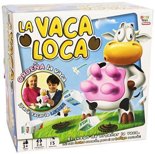 IMC Toys - La Mucca Pazza, Gioco In Scatola: Amazon.it: Giochi E ...