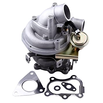 maXpeedingrods HT12 HT12-19B Turbo Charger for Nissan D22 Navara Truck 3 0L  ZD30 1997-2004 Turbocharger 14411-9S000 14411-9S00A
