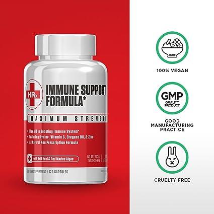 Image result for c & s nutrition immune support formula