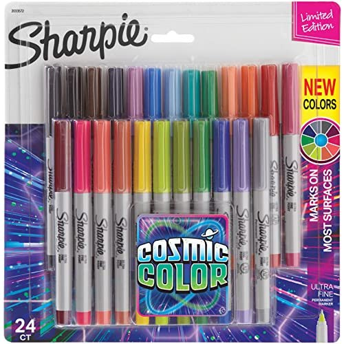Sharpie Permanent Markers, Ultra...
