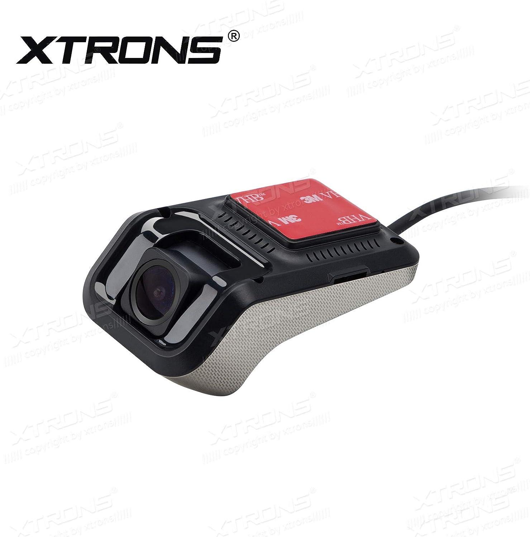 Xtrons 1080p Car Dvr Video Recorder Dash Cam 140 Wide Elektronik
