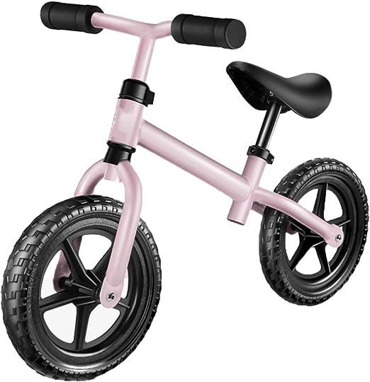 YUMEIGE Bicicletas sin pedales Equilibrio para niños 3 colores ...