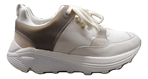 huge selection of 79f2c ee7e5 DONDUP Sneakers D/One Donna Panna: Amazon.it: Scarpe e borse