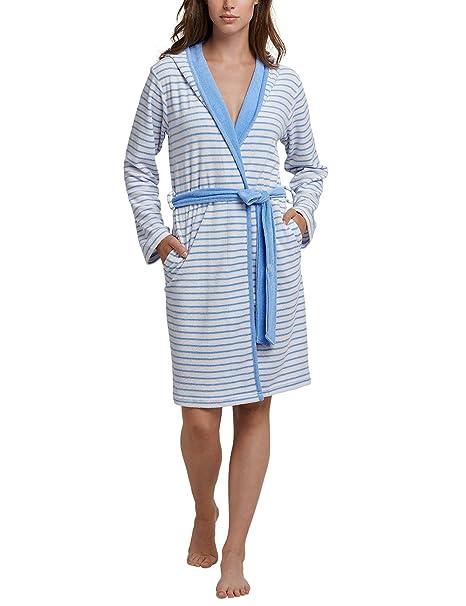 a8e12937c219 Schiesser Vestaglia Donna: Amazon.it: Abbigliamento