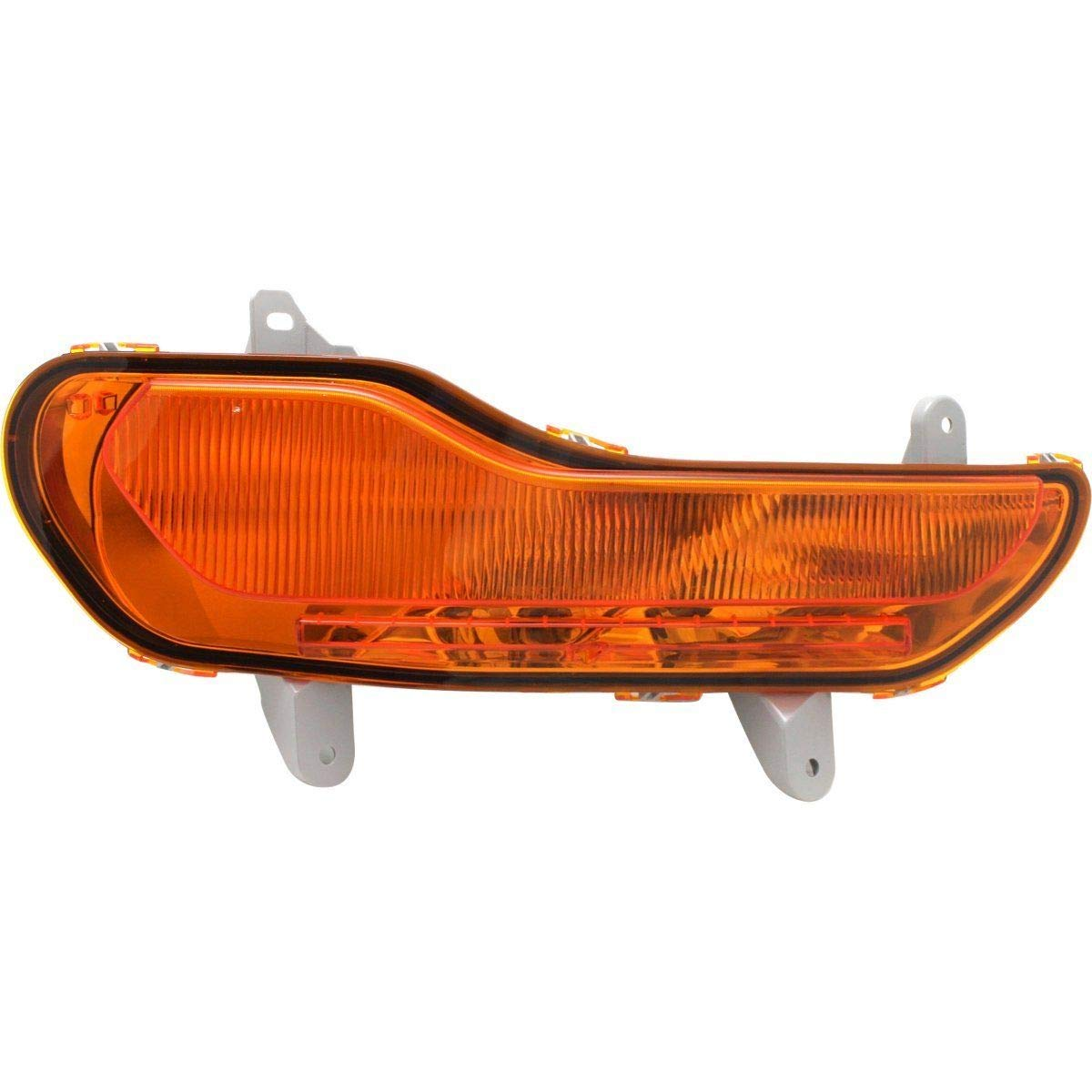 Vehicles Without Fog Lamps FO2521190 New Right Passenger Side Park Lamp Assembly For 2013-2016 Ford Escape