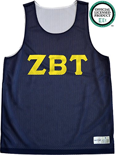 JTshirt.com-19974-ZETA BETA TAU Unisex Mesh ZBT Tank Top. Gold Sewn Letters, Various Colors-B00PUSY9WM-T Shirt Design