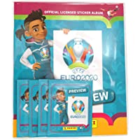 Panini EP20STSP Euro 2020 Preview Sticker Collectie, Starter Pack