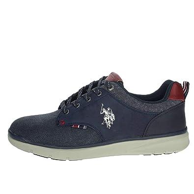 U.s. Polo Assn YGOR4082W8/CY2 Sneakers Hombre: Amazon.es: Zapatos ...